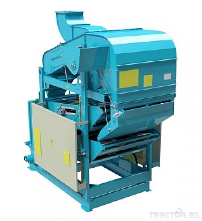 Обработка на зърно Зърнопочистваща машина ОВС-25С 0