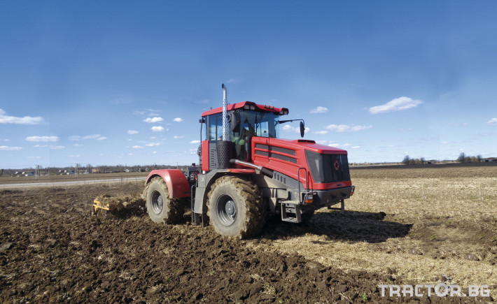 Трактори Кировец К-424 11