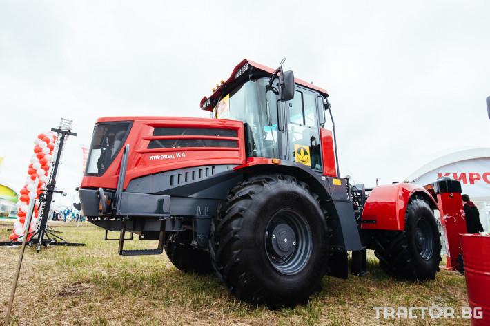 Трактори Кировец К-424 2