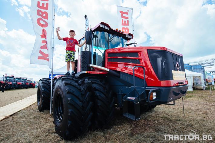 Трактори Кировец К-424 0