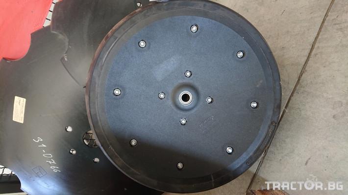 Части за инвентар Притъпкващи колела за сеялки 1
