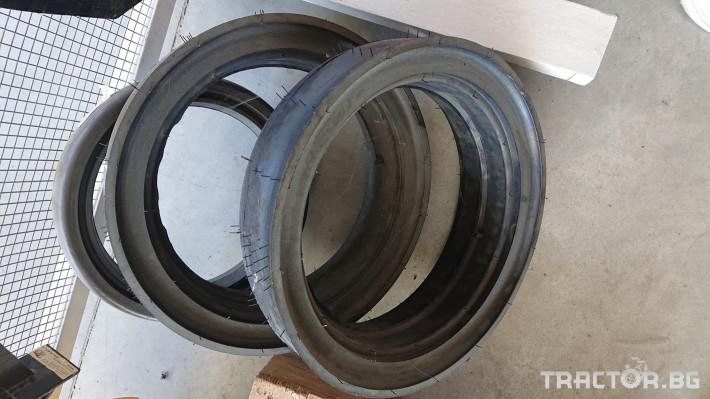 Части за инвентар Притъпкващи колела за сеялки 2